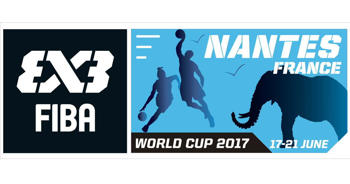 Nantes 2017 FIBA 3x3 World Cup